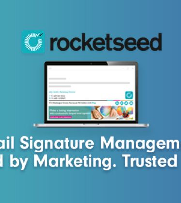 7 reasons to choose Rocketseed for your email signatures